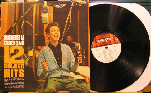Bobby Curtola 12 Golden Hits Records Lps Vinyl And Cds