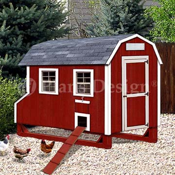 4 39 x7 39 barn style chicken poultry coop plans material list
