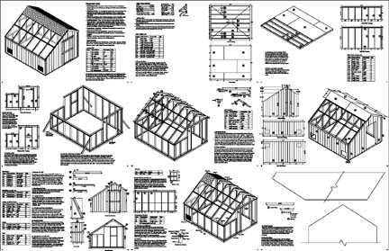 14044 78 besides Venting A Shed Roof likewise Free construction guide additionally Todd Storage Ideas additionally Popular Free Shed Plans 12x10. on lean to roof construction
