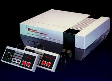 Nintendo Entertainment System on Paul Gale Network