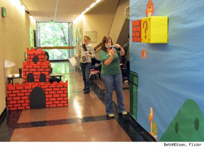Portland State University Super Mario Bros. Project 1 on Paul Gale Network