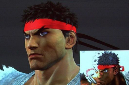 Ryu in Paul's Gi...get ready for the real thing!