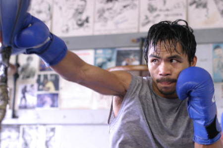 Manny Pacquiao on Paul Gale Network