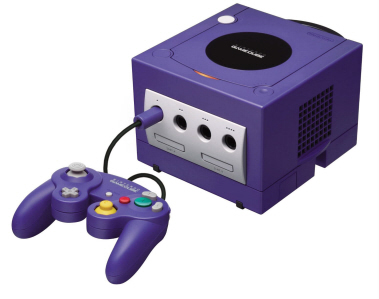 Nintendo GameCube on Paul Gale Network