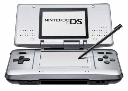 Nintendo DS on Paul Gale Network