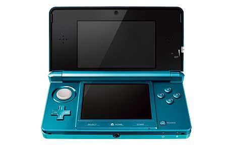 Nintendo 3DS on Paul Gale Network