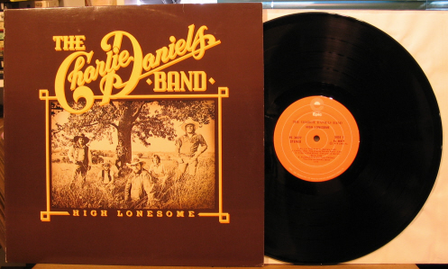 Charlie Daniels Band - High Lonesome Album