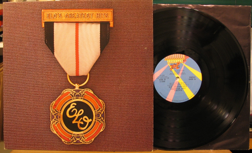 Electric Light Orchestra Greatest Hits Records Vinyl And