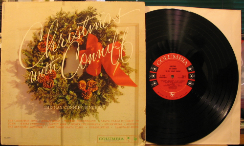 ray conniff singers christmas with conniff 59 mono - Ray Conniff Christmas
