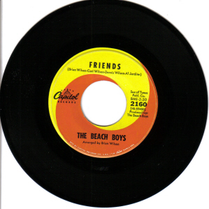 Beach Boys - Friends/little Bird
