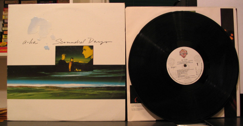 Aha Scoundrel Days Records Lps Vinyl And Cds Musicstack