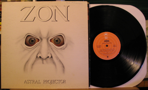 Zon Astral Projector Records Lps Vinyl And Cds Musicstack