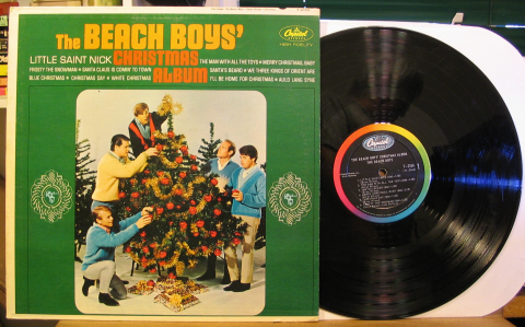 beach boys christmas album - Beach Boys Christmas