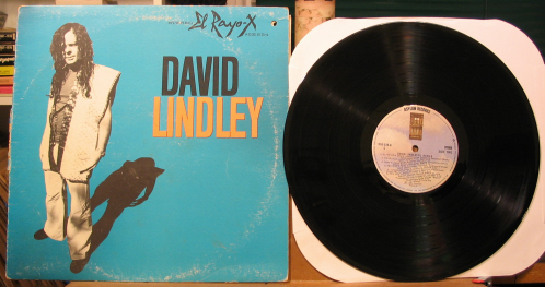 David Lindley - El Rayo-x Record