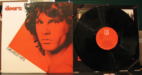 Doors Greatest Hits Records Lps Vinyl And Cds Musicstack