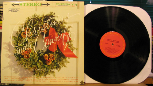 Connif Ray Christmas With Conniff Records, LPs, Vinyl and CDs ...