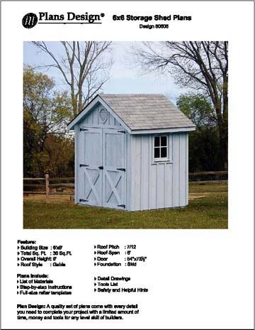 Playhouse shed plans floor plans for Storage shed playhouse combo plans