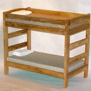 feature this twin over twin bunk bed is designed to