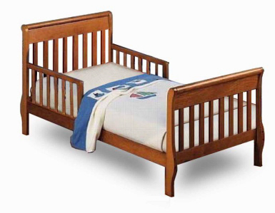 Details about Toddler Sleigh Bed Woodworking Furniture Plans/Patterns