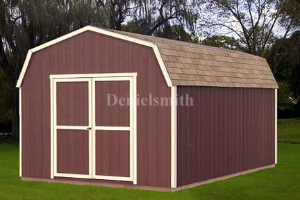 12x12 gable storage shed plans buy it now get it fast for Free shed design software with materials list