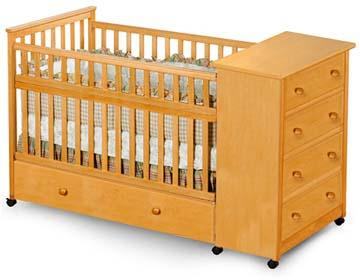 baby crib woodworking plans free