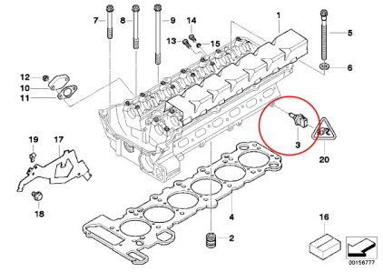 1xr5j Location Coolant Temperature Sensor additionally Dodge Magnum Oil Pressure Switch Location moreover 1098391 Oil Pump Location And Replacement moreover Air Conditioning Basics With Diagram as well Volvo Penta Trim Schematic. on engine water temperature gauge